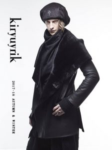 kiryuyrik 2017-18 AUTUMN & WINTER