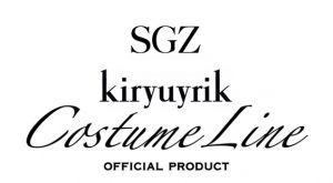 SGZ kiryuyrik Custume Line OFFICIAL PRODUCT